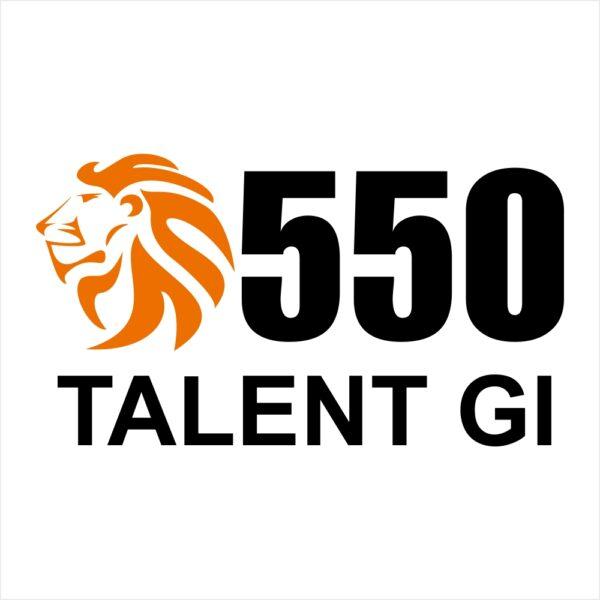 lion 550 talent gi logo