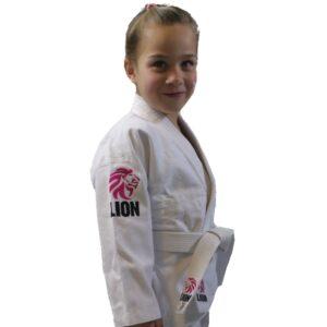 Lion judogi Kids girls