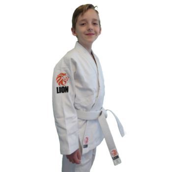 Lion Judogi kids orange