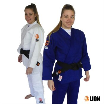 Lion judogi 850 excellence, your heavy judogi with maximum freedom of movement