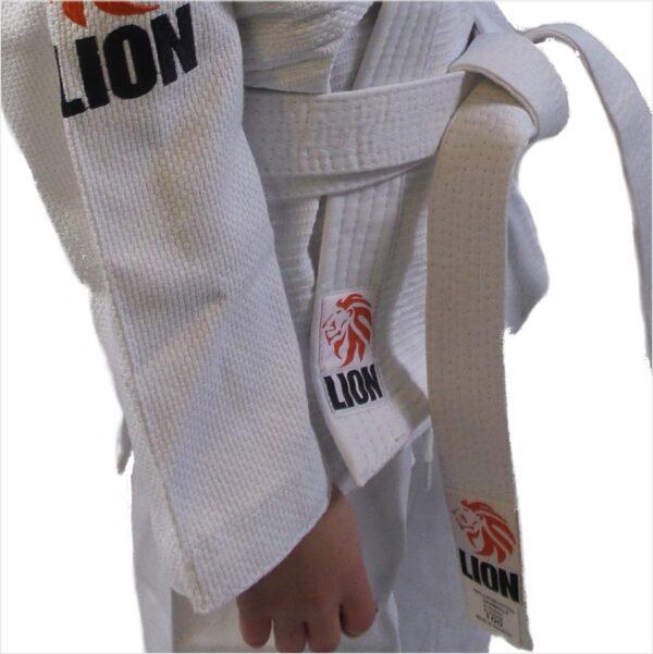 Lion belt Lion kids judogi